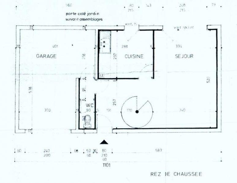 detail l 39 affiche immobilire. Black Bedroom Furniture Sets. Home Design Ideas