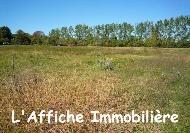 A vendre Terrain constructible L'isle En Dodon | Réf 310423505 - L'affiche immobilière