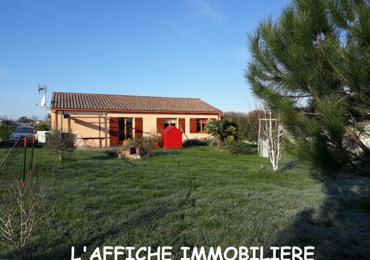 A vendre Castelnau-d'estretefonds 310423689 L'affiche immobilière