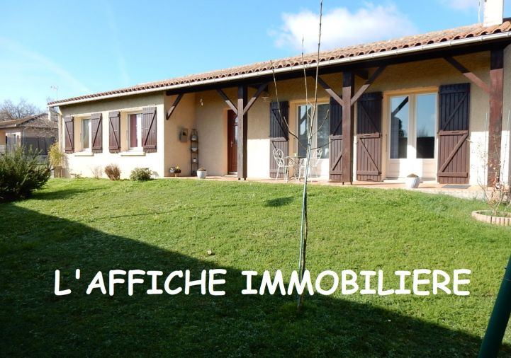 A vendre Eaunes 310423757 L'affiche immobilière