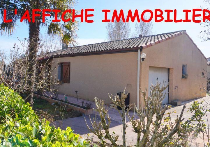 A vendre Villeneuve Tolosane 310423793 L'affiche immobilière
