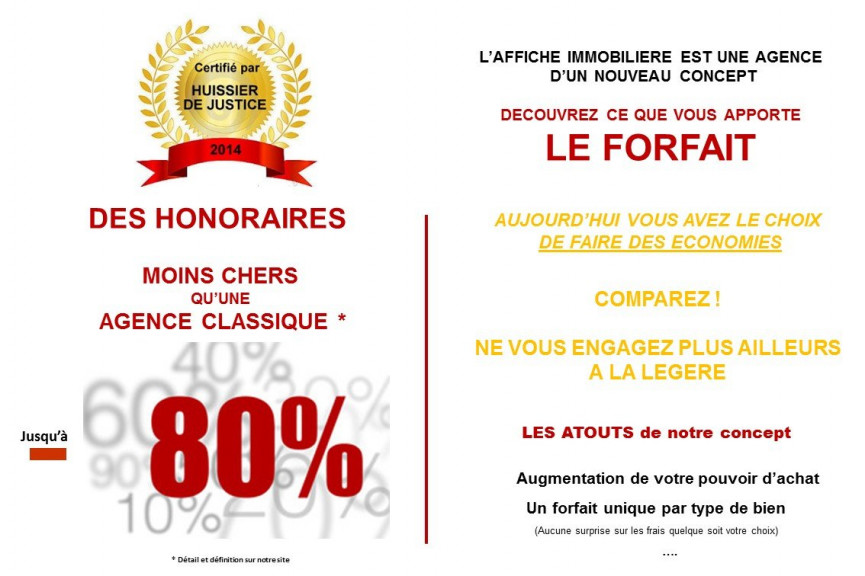 A vendre Saint-lys 310424012 L'affiche immobilière