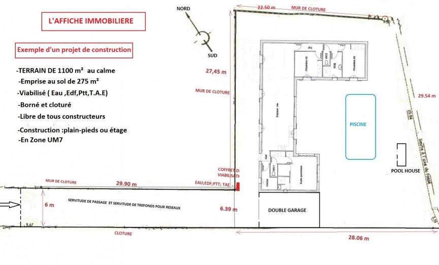 A vendre  Cugnaux | Réf 310424142 - L'affiche immobilière