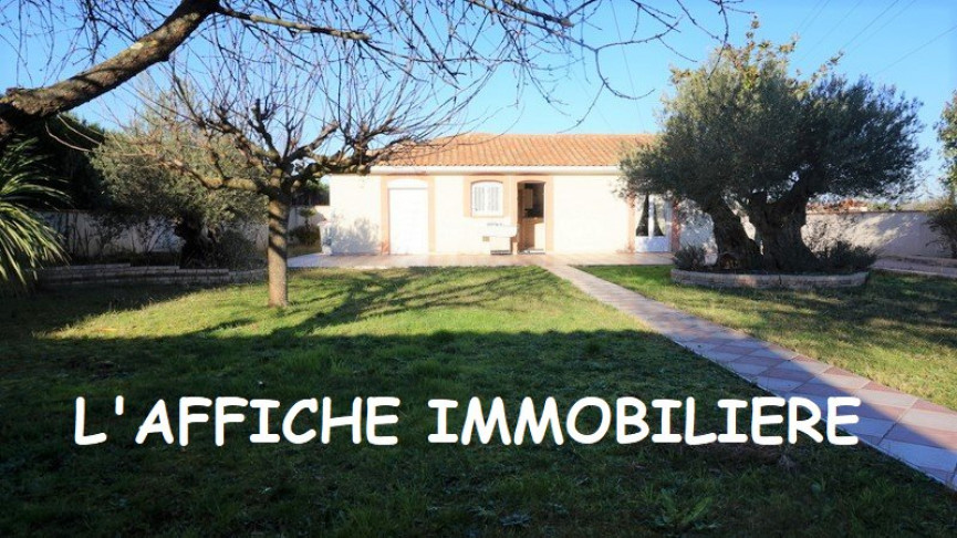 A vendre  Roques | Réf 310424394 - L'affiche immobilière