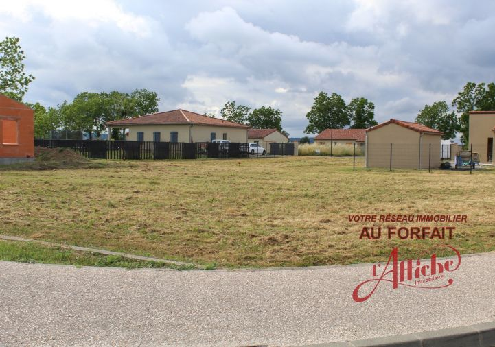 A vendre Terrain constructible Cazeres   Réf 310424509 - L'affiche immobilière