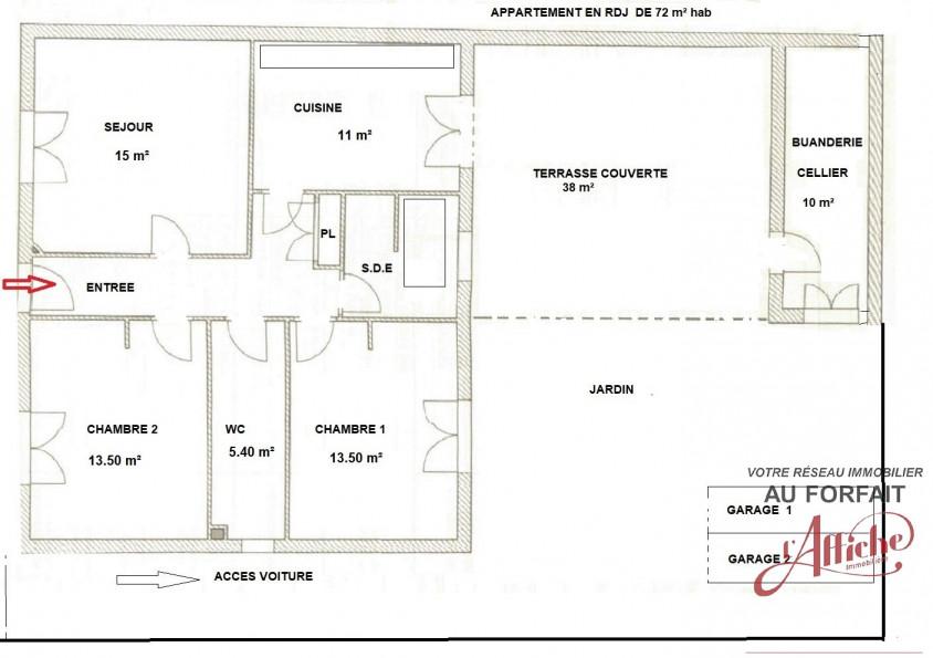 A vendre  Toulouse | Réf 310424892 - L'affiche immobilière