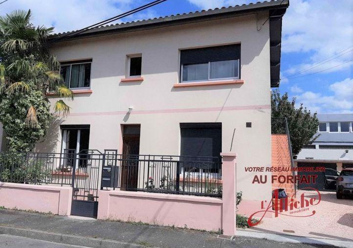 A vendre Maison individuelle Toulouse   Réf 310424894 - L'affiche immobilière