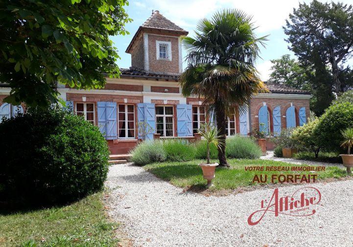 A vendre Maison toulousaine Pechbonnieu | Réf 310424907 - L'affiche immobilière