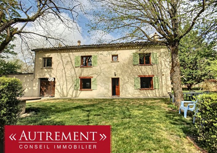 A vendre Maison Rabastens | Réf 310456607 - Autrement conseil immobilier