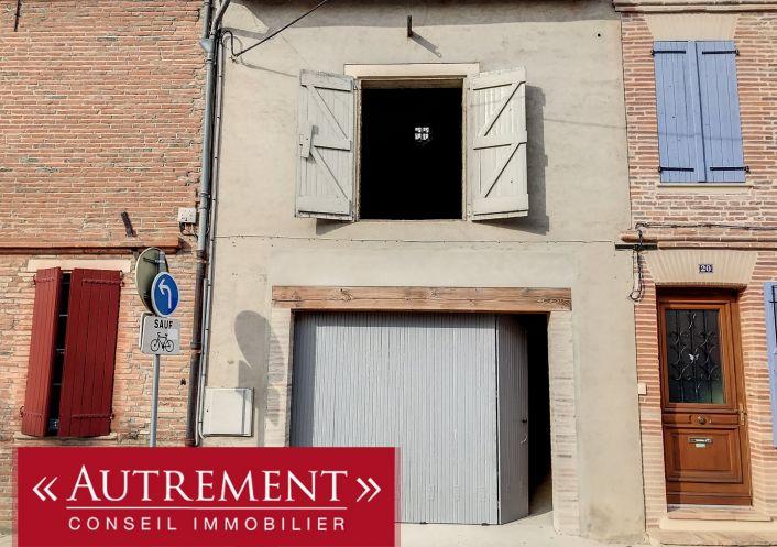 A vendre Garage Rabastens | Réf 310456870 - Autrement conseil immobilier