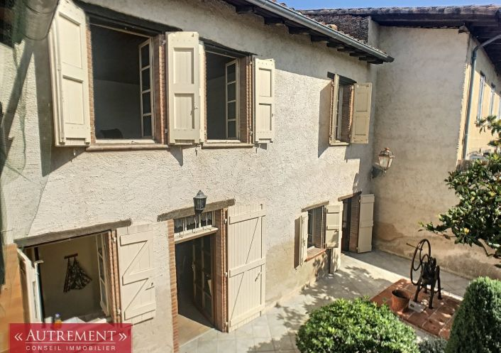A vendre Maison Salvagnac   Réf 310456892 - Autrement conseil immobilier