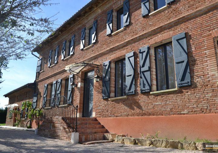 A vendre Maison bourgeoise Quint Fonsegrives  | Réf 310472019 - Roméro immobilier