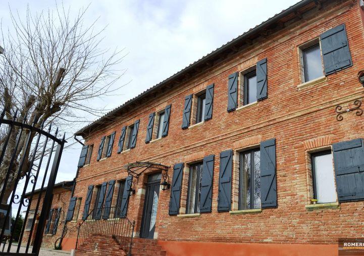 A vendre Maison bourgeoise Quint Fonsegrives  | Réf 310472044 - Roméro immobilier