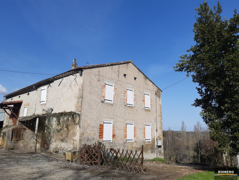 A vendre  Cuq Toulza | Réf 310472048 - Roméro immobilier