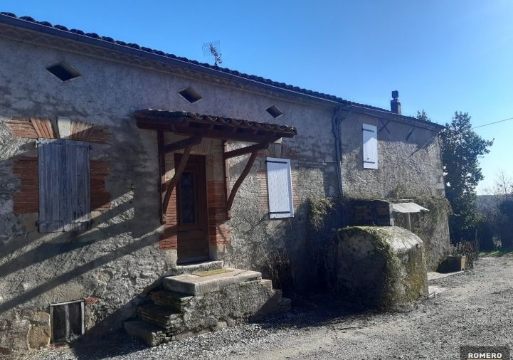 A vendre Corps de ferme Le Faget | Réf 310472050 - Roméro immobilier