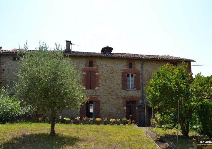 A vendre Maison de village Saussens   Réf 310472094 - Roméro immobilier