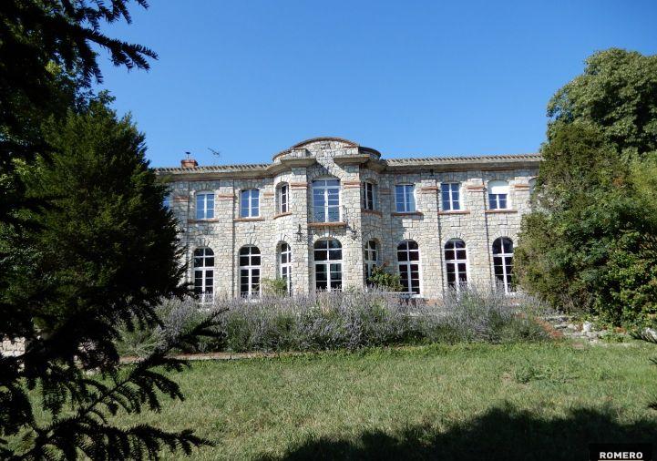 A vendre Maison de maître Sainte Foy D'aigrefeuille | Réf 310472097 - Roméro immobilier