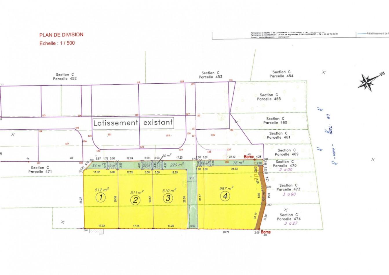 A vendre Buzet-sur-tarn 310525375 Autrement conseil immobilier