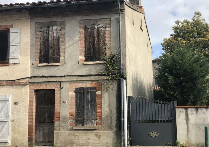 A vendre Maison � r�nover Lamasquere | R�f 31053735 - Sia 31