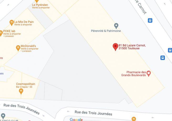 A vendre Garage Toulouse | Réf 310563235 - Lb immo