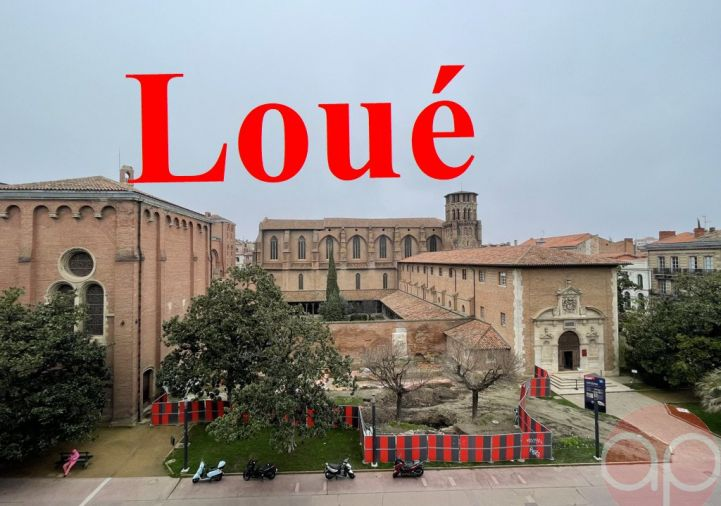 A louer Appartement Toulouse   Réf 3124331129 - L'agence particulière