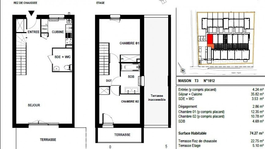 A vendre  Toulouse | Réf 310613540 - Eclair immobilier