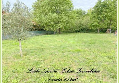 A vendre Terrain constructible Montjoire | Réf 310613775 - Eclair immobilier