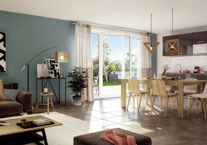A vendre Appartement en rez de jardin Lespinasse | R�f 3106610511 - B2i conseils