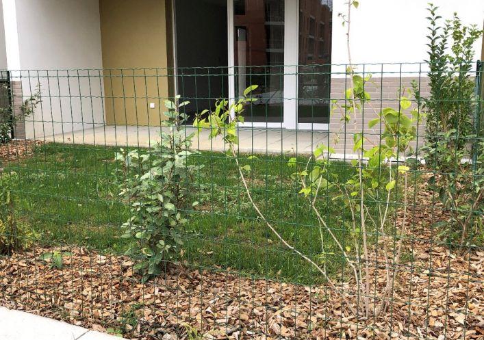A vendre Appartement en rez de jardin Colomiers | Rщf 3106611190 - B2i conseils