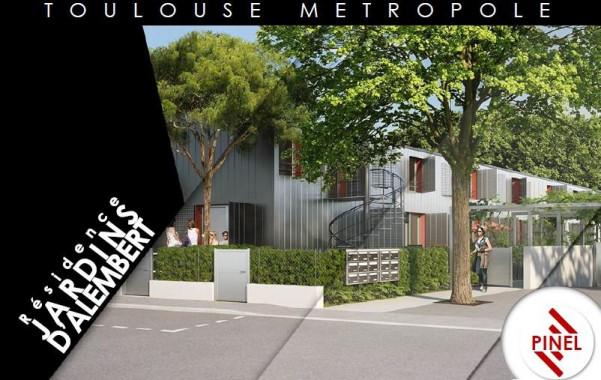 A louer Toulouse 3106714046 Fb immobilier 31