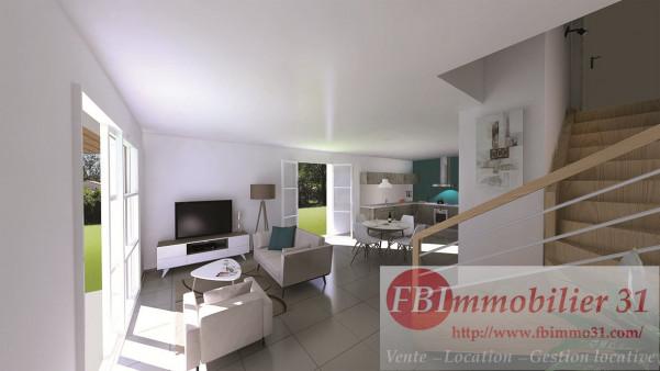 A vendre  Leguevin   Réf 3106786205 - Fb immobilier 31