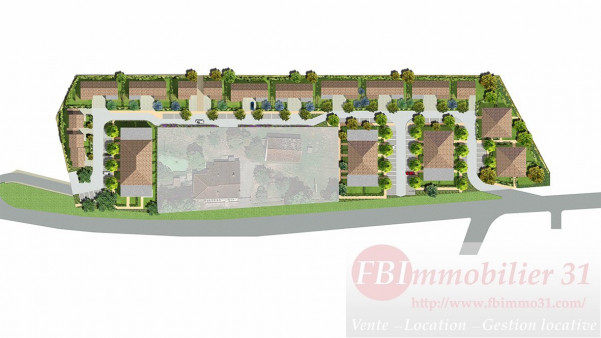 A vendre Leguevin 3106787415 Fb immobilier 31
