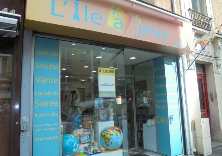 A vendre Local commercial Les Lilas | Réf 3107157142 - Benizri immobilier