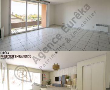 A vendre  Toulouse | Réf 3107258774 - Agence eureka