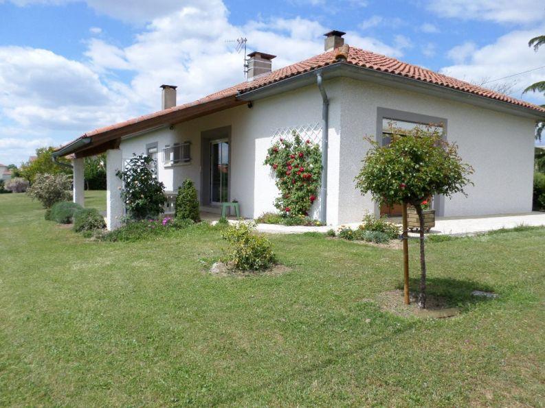 Maison individuelle en vente lagardelle sur leze rf for Achat d une maison individuelle