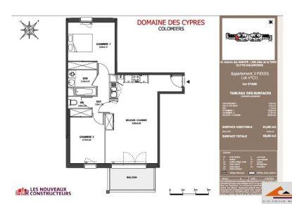 A vendre Colomiers 310791327 Sud espace immobilier