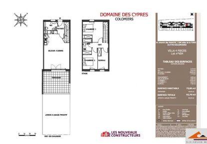 A vendre Colomiers 310791328 Sud espace immobilier