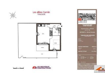A vendre Toulouse 310791337 Sud espace immobilier