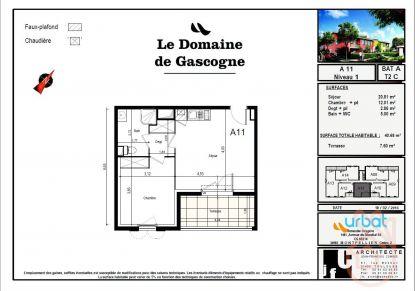A louer La-salvetat-saint-gilles 310801131 Bonnefoy immobilier