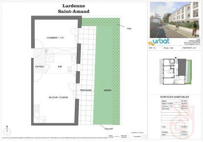 A louer Toulouse 310801174 Bonnefoy immobilier