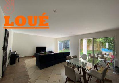 A louer Maison Toulouse   Réf 310801224 - Bonnefoy immobilier