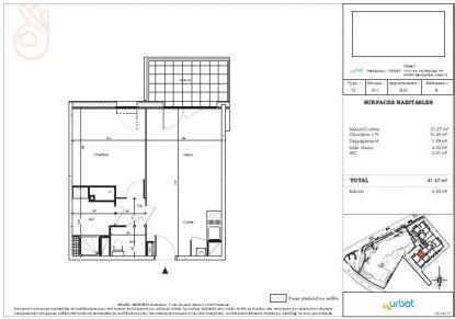 A louer Castanet-tolosan 310801248 Bonnefoy immobilier