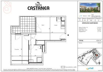 A louer Castanet-tolosan 310801249 Bonnefoy immobilier