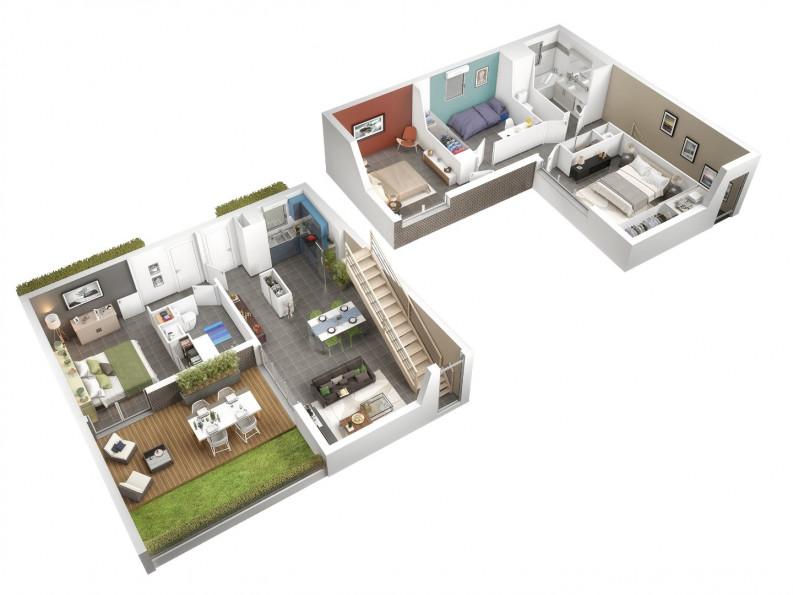 A vendre Toulouse 31080956 Bonnefoy immobilier