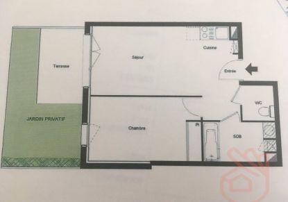 A louer Toulouse 31080994 Bonnefoy immobilier