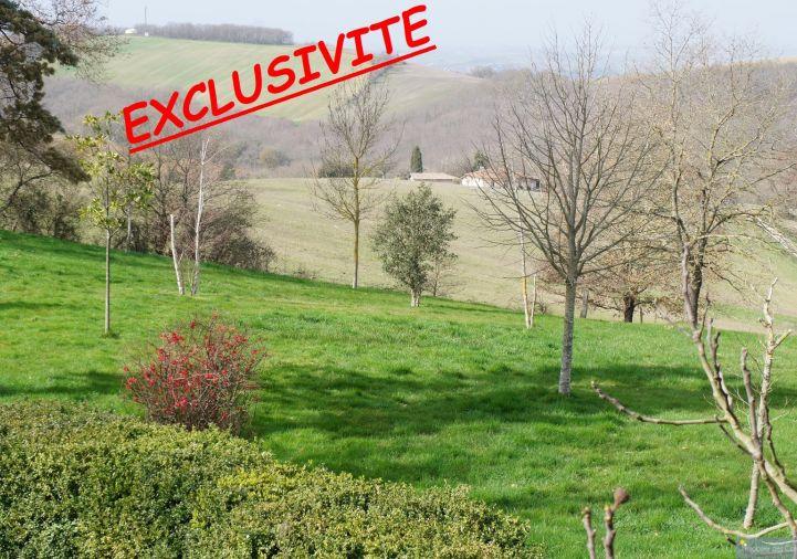 A vendre Terrain constructible Pujaudran | R�f 310875540 - Immobilier des coteaux