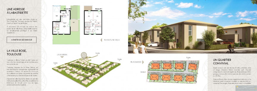 A vendre  Labastidette | Réf 310875629 - Immobilier des coteaux