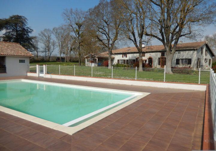 A vendre Maison Sainte-foy-de-peyrolieres   Réf 310875643 - Immobilier des coteaux