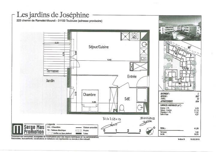 A louer Toulouse 31112306 Inexia