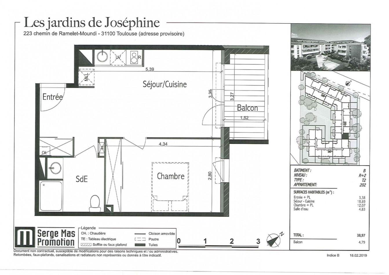 A louer  Toulouse | Réf 31112307 - Sia 31